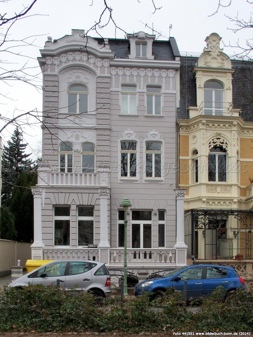 Bonn, Südstadt Bonn, Architektur, Haus