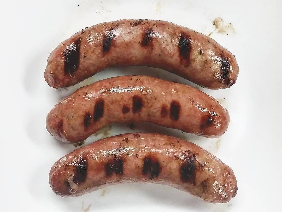 Brats. #bratwurst #brats #grill #traeger #grillgrates # ...
