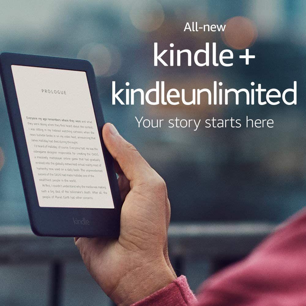 Kindle Unlimited In 2020 Kindle Kindle Oasis Amazon Kindle