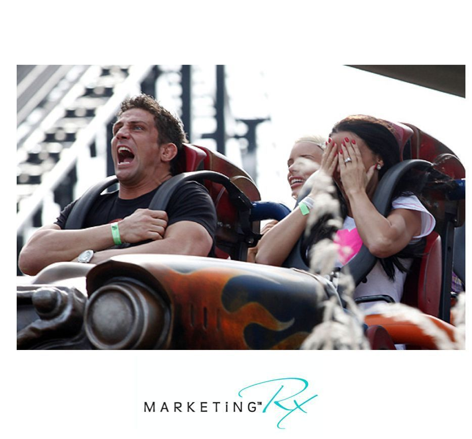 Hey!!! Are you an Entrepreneur? Sweet! Welcome to the club Is it a rollercoaster ride? YES! Okay... What kind? Is it like the girl smiling in the back or is it the guy screaming in terror or the lady closing her eyes? Probably all of the above and sometimes all of the above happens in the same hour. Stay true to yourself your vision your dedication to your goals and to help others achieve theirs.  Surround yourself with like minded entrepreneurs and business owners who want you to succeed…