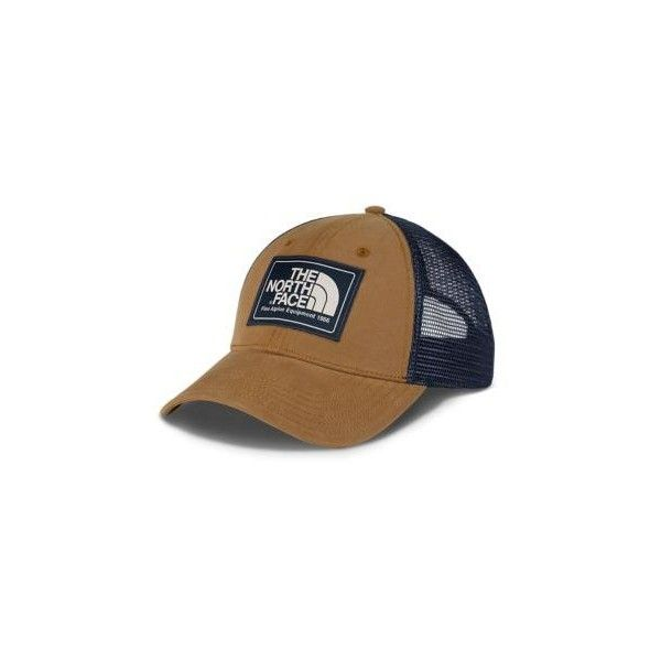 648a607f2 The North Face Women's Mudder Trucker Hat ($28) ❤ liked on Polyvore ...