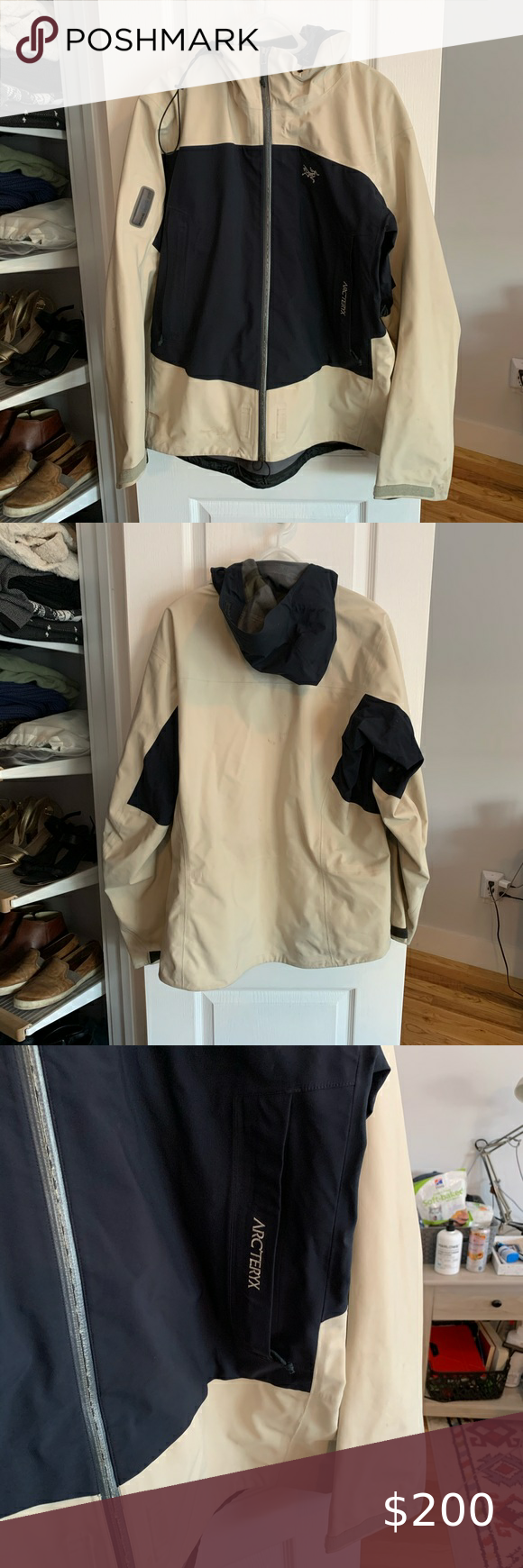 Arc Teryx Beta Ar Jacket In 2020 Beta Ar Jacket Arc Teryx Fashion