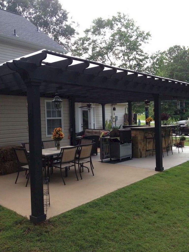 30+ Smart DIY Canopy Shade for The Yard or Patio Ideas #backpatio