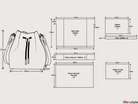 621cd4a2 paso a paso patrones de bolsos y carteras cuerina y cuero - Buscar con  Google