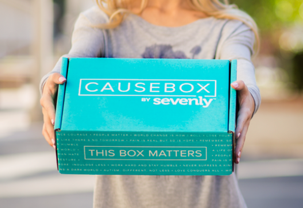 Sevenly Causebox: A Monthly Subscription