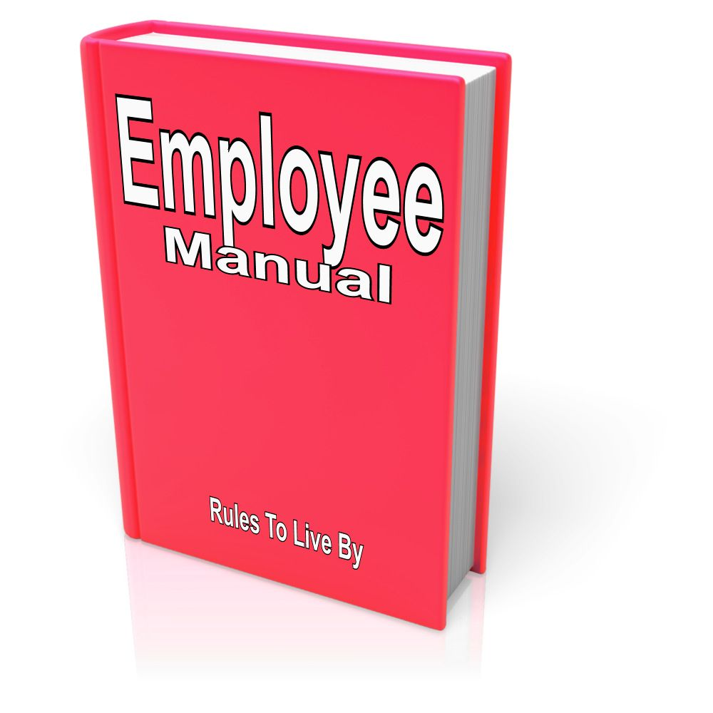 All of the policies and procedures by which an employer