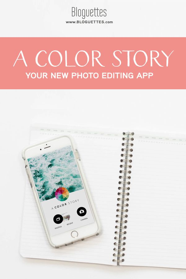 Have you tried using A Color Story to edit your Instagram pictures yet? Click to read more or re-pin and save for later!  | @Bloguettes #photographytips