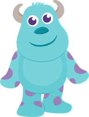 Monstros SA - Minus | PNG | Monsters inc baby, Monsters ... Monsters University Baby Sully