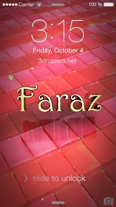 Faraz Logo | Name Logo Generator - Smoothie, Summer, Birthday