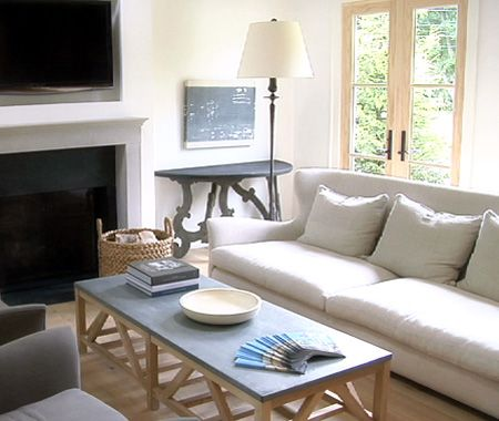 Great What Is Modern Country Style? Decorating Small Living RoomCasual ... Images
