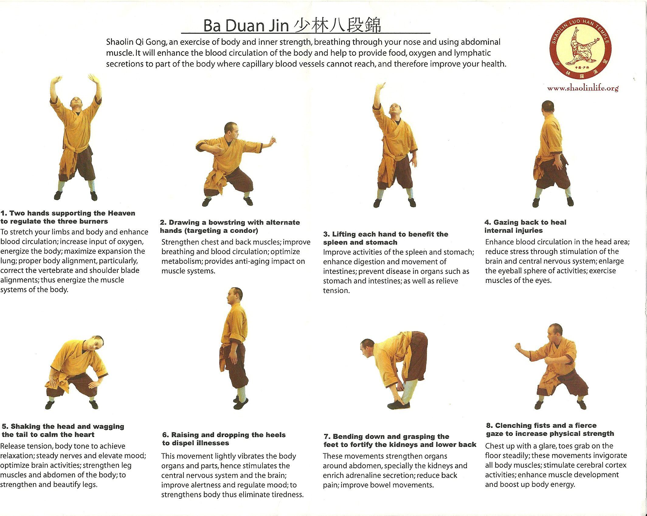 tai chi qigong kung fu qi gong karate best ab workout ab workouts ...