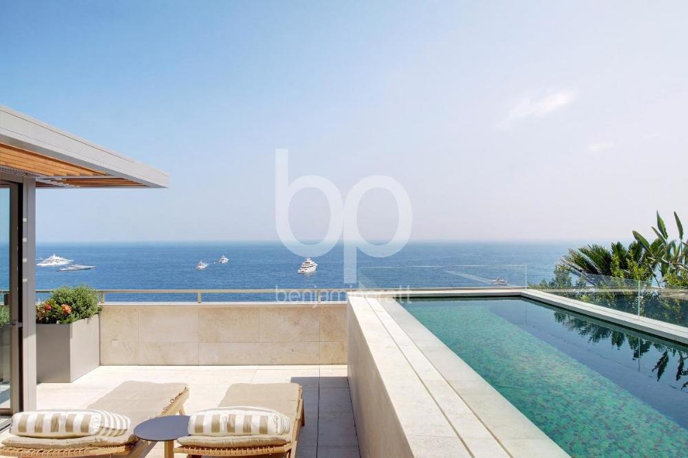 Monaco Exceptionnel Penthouse Duplex De 470m En 2020 Architecte Interieur Celebres Architectes Appartement Duplex