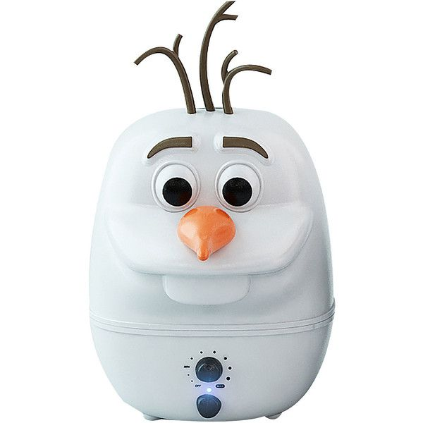 Disney Frozen Olaf 1-Gallon Humidifier ($60) ❤ liked on Polyvore featuring home, home improvement and household appliances