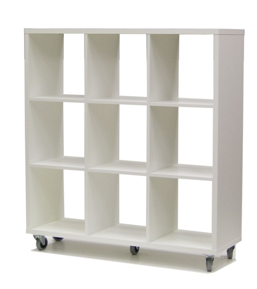 Perfect for hiding away clutter at a momentu0027s notice our Tessera Nine Cube Storage Unit has nine backless cubby holes for easy access and optional feet to ...  sc 1 st  Pinterest & Perfect for hiding away clutter at a momentu0027s notice our Tessera ...