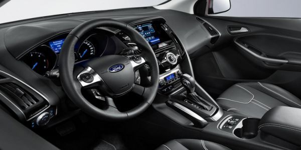 2016 ford explorer interior design
