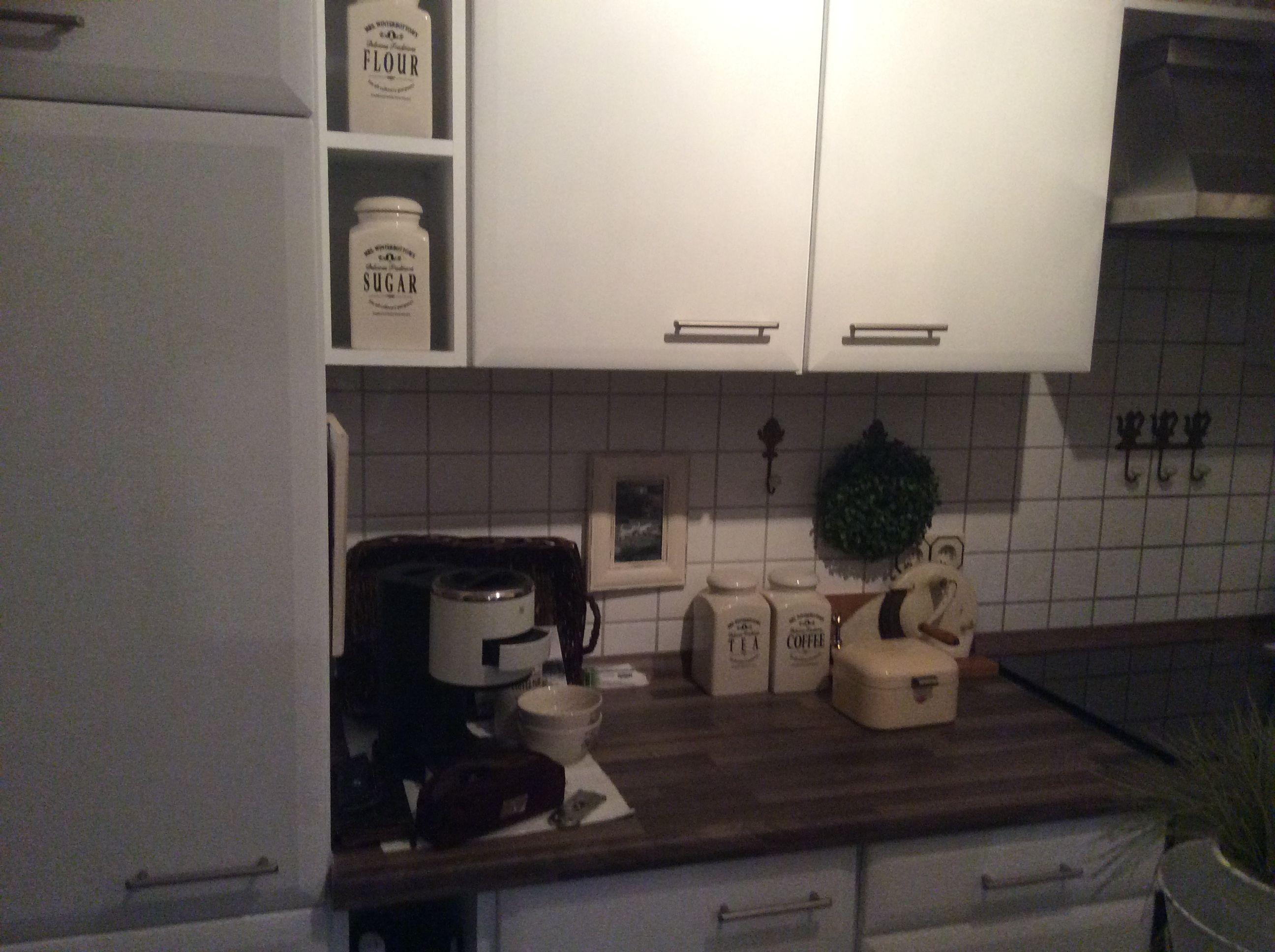 Küche neu gemalt