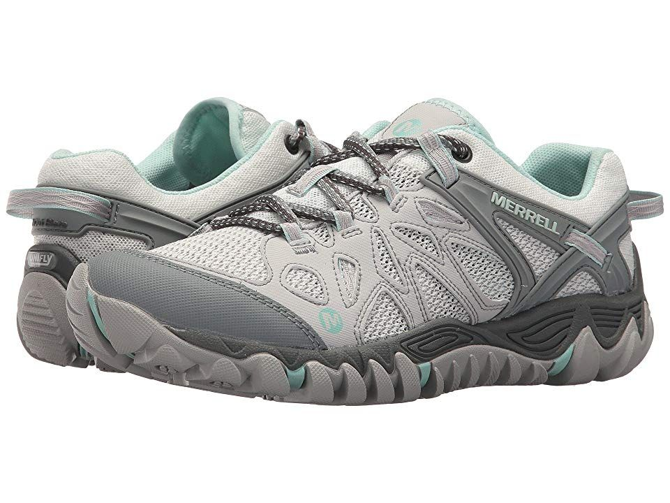 c3af4985492e Merrell All Out Blaze Aero Sport (Vapor) Women s Shoes. Escape the city and  take to the trails in the Merrell All Out Blaze Aero Sport hiking shoe!
