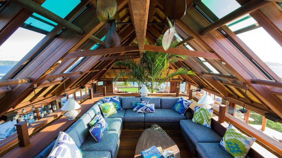 the great house on necker island virgin gorda - Great House Designs