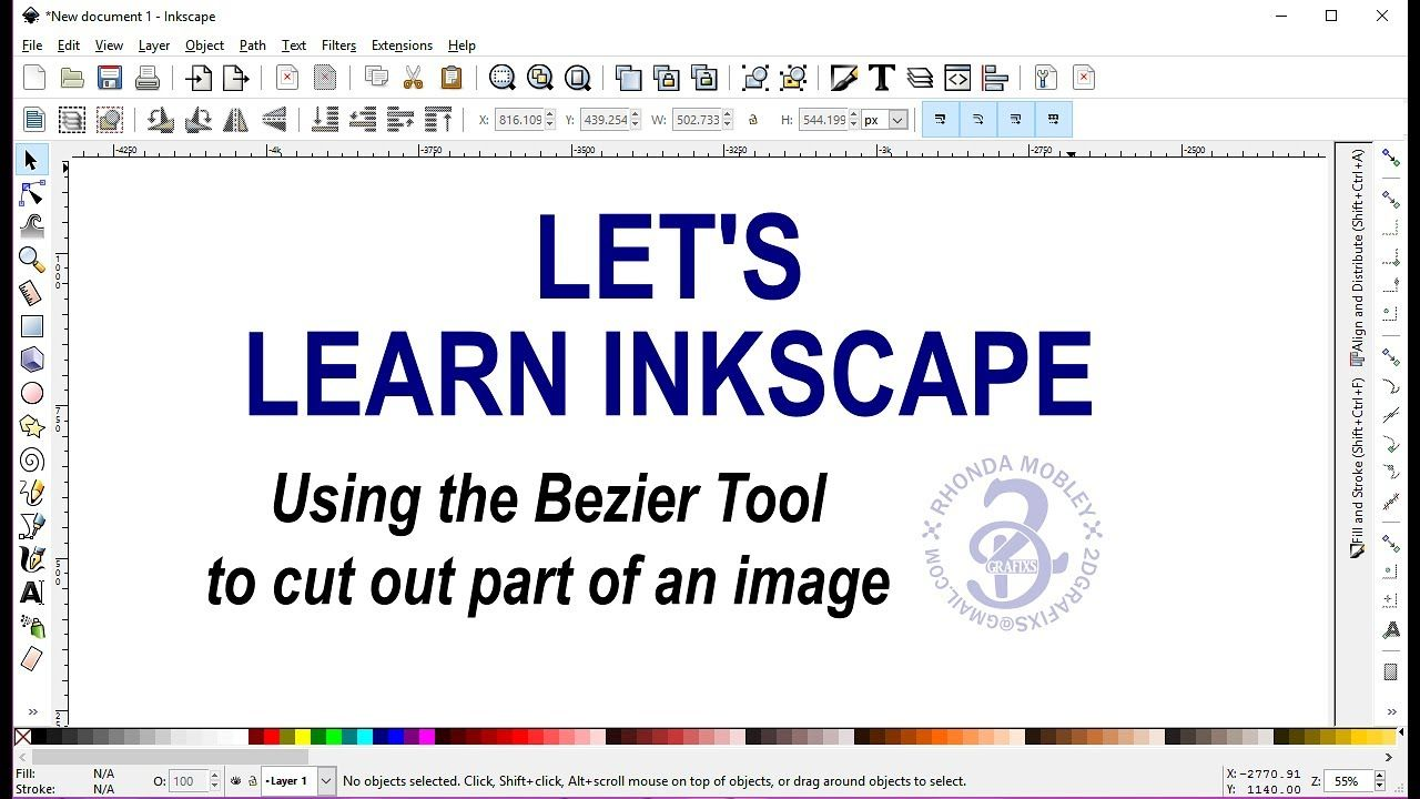 41 Bezier tool continued - YouTube | geek squad | Tools