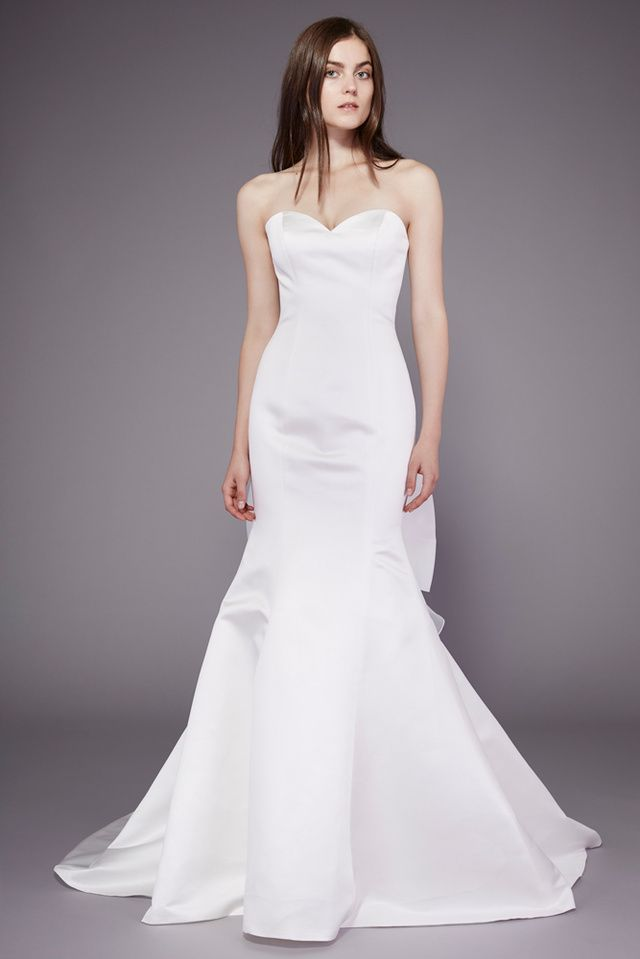 40 vestidos de novia para suspirar | vestidos de novia | pinterest