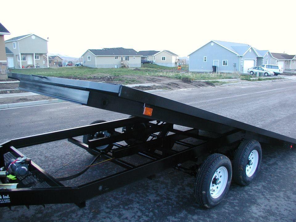hydraulic trailer Trailer plans, Trailer diy, Utility