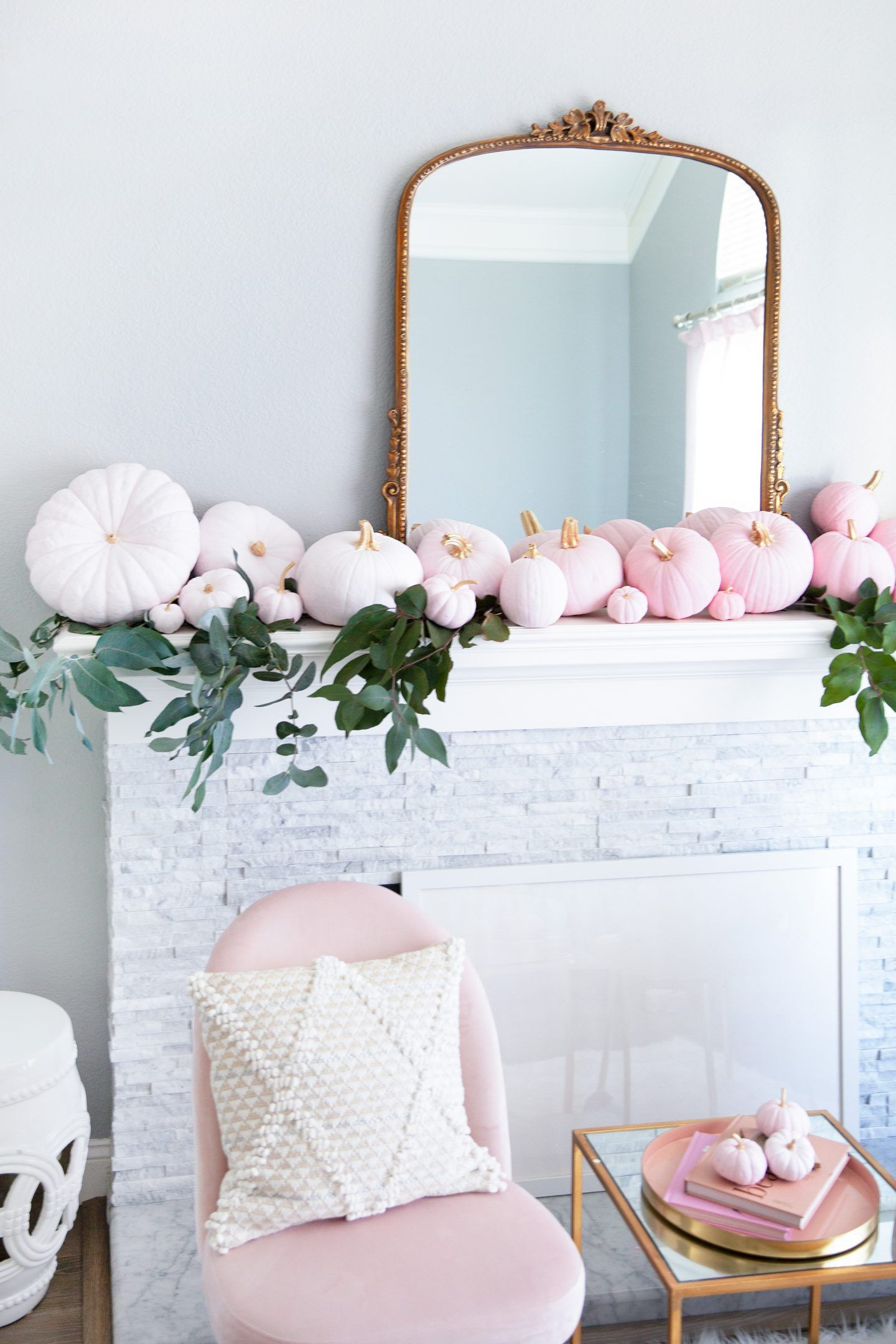 5 Step Ombre Pumpkin Decor Tutorial | Lombard and Fifth