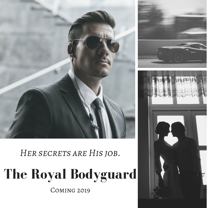 Cover Reveal THE ROYAL BODYGUARD! — lindsay emory