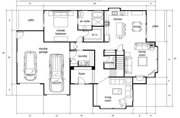 Perfect Autocad Floor Plan   Google Search Part 11