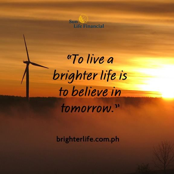 Sunlife Quotes Sun Life Financial Financial Planning Life