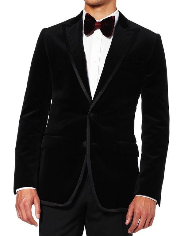 43ba2ed15 Dolce & Gabbana Velvet Tuxedo Jacket (SO RAT PACK/BLOCK BOYS ...