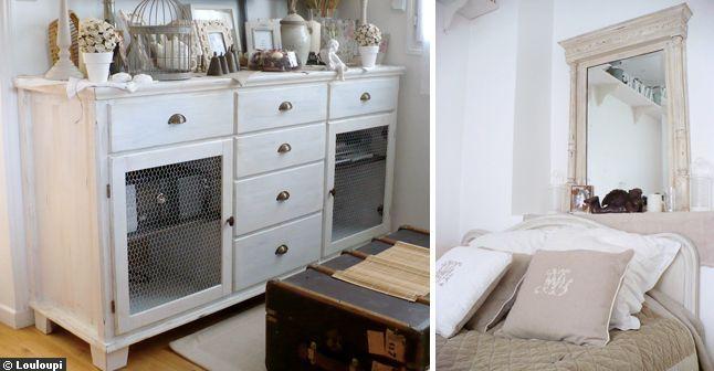 Relooking  céruser un meuble basique Relooking, Basique et Meubles