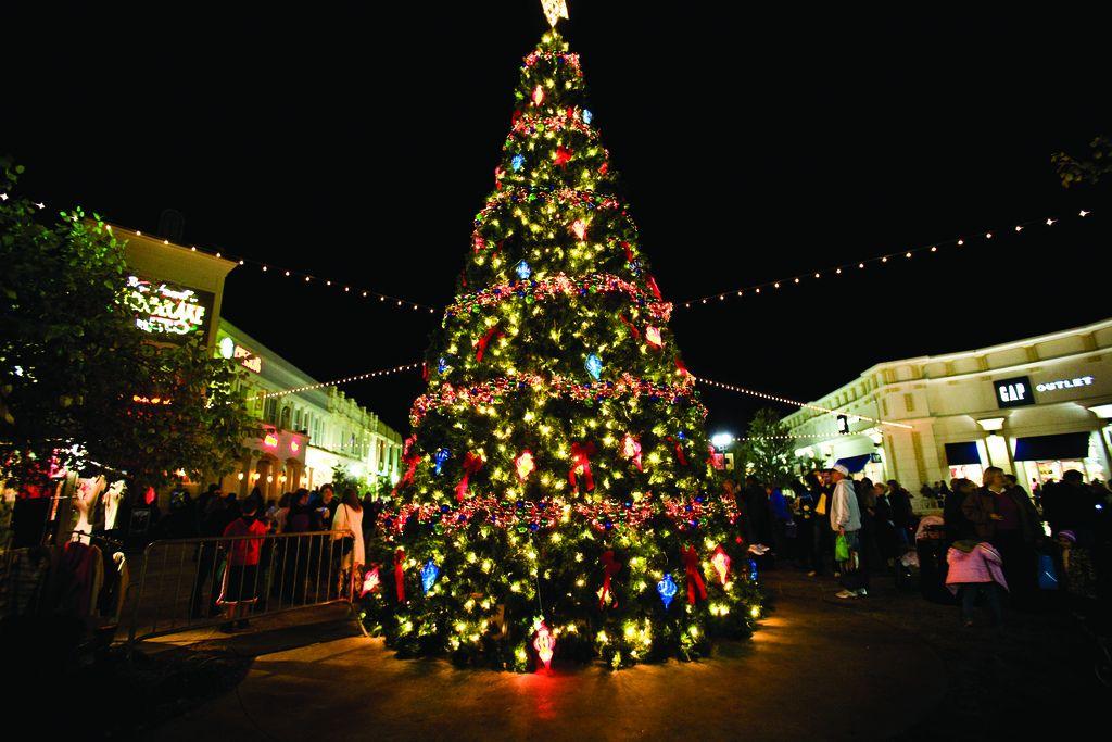 Christmas tree · The Louisiana Boardwalk Christmas Tree Lighting Ceremony & The Louisiana Boardwalk Christmas Tree Lighting Ceremony | Holiday ...
