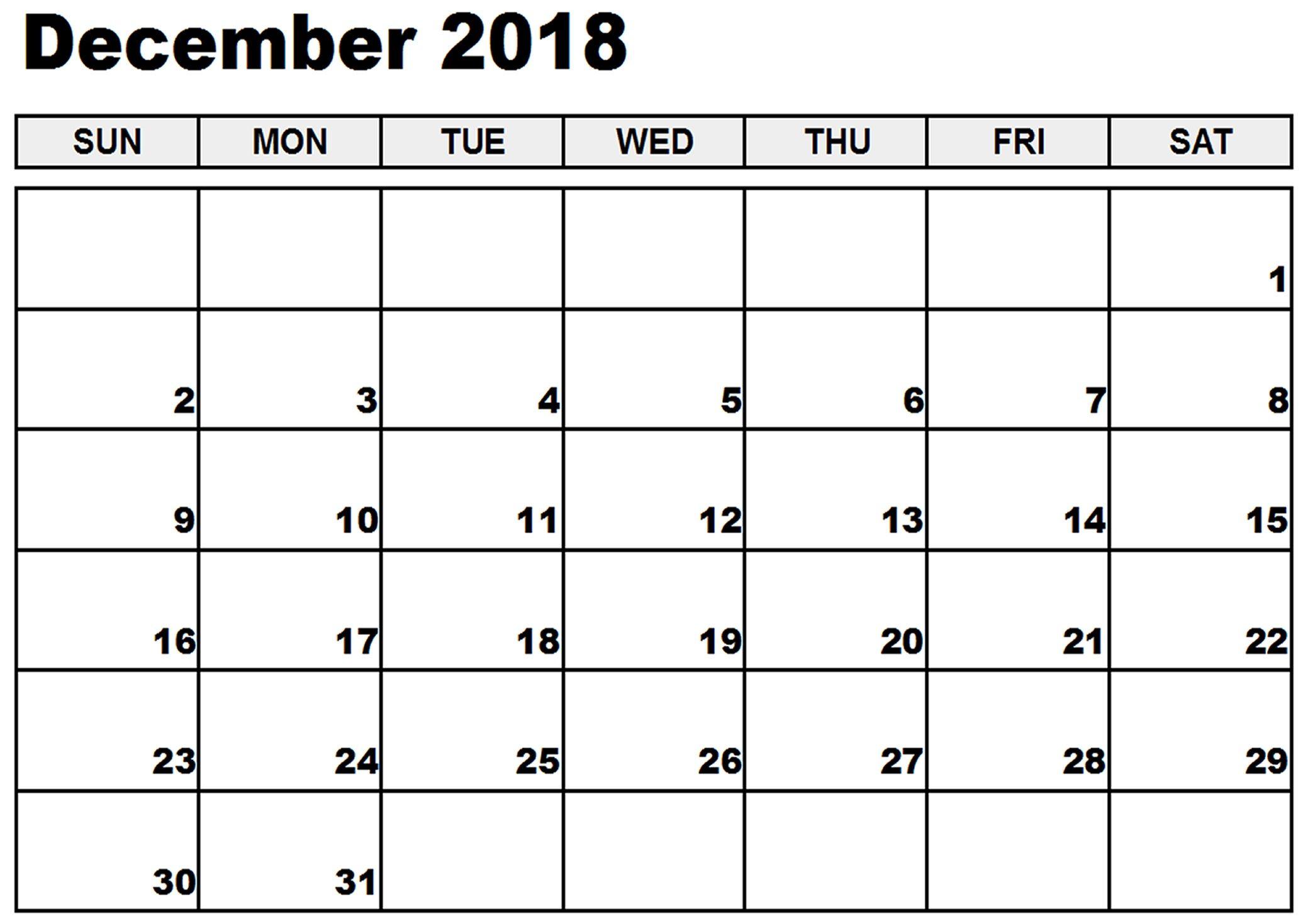 Excel 2018 Calendar Template from i.pinimg.com