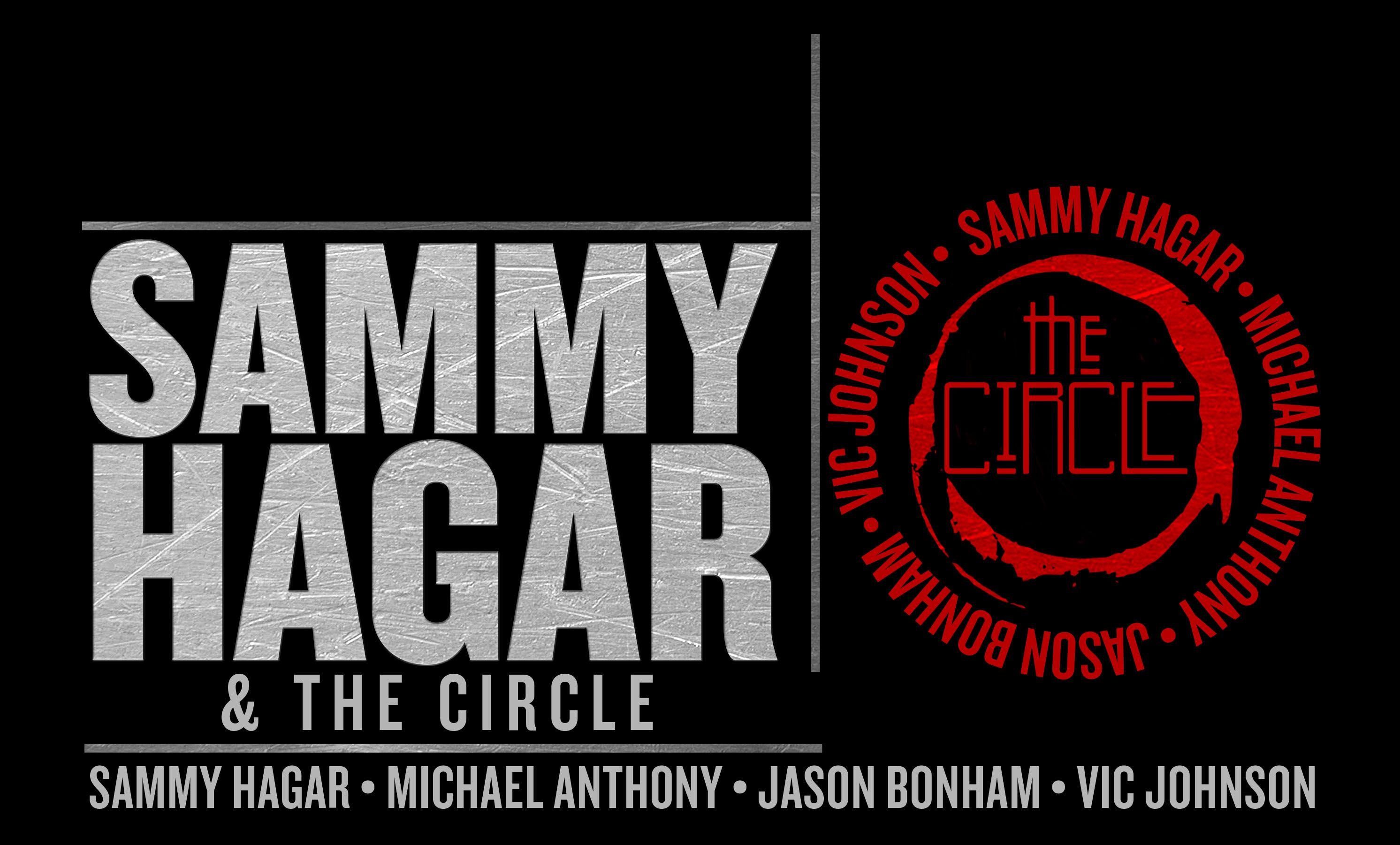 Sammy Hagar And The Circle Feat Michael Anthony Jason Bonham And Vic Johnson Coming September 5 2015 Sammy Hagar Michael Anthony Rock Music