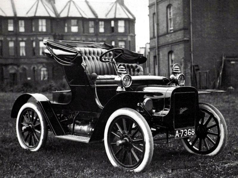 1902 Cadillac Model A | Cadillac | Pinterest | alte Autos, Autos und ...