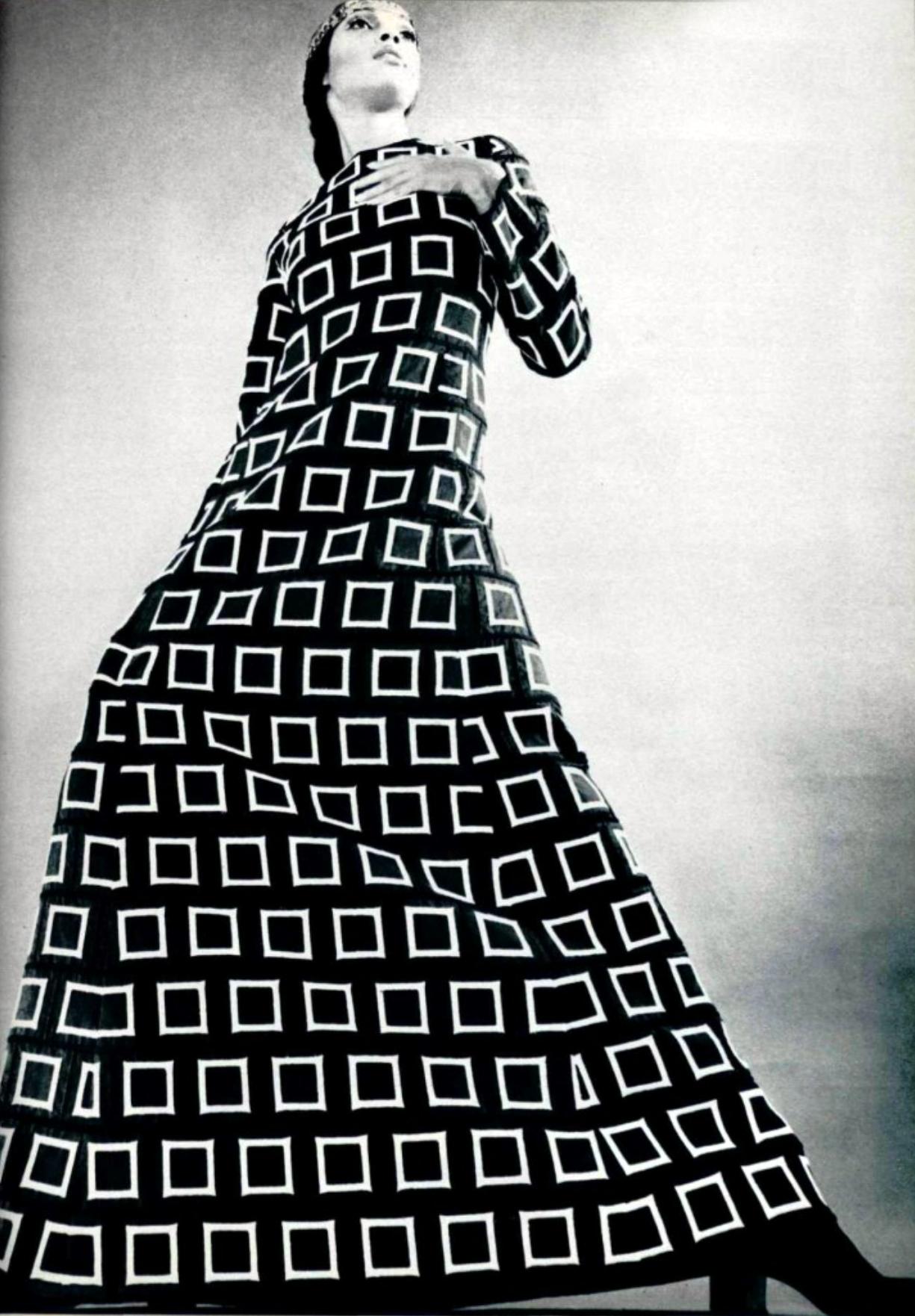 Scherrer, L'Officiel magazine 1969