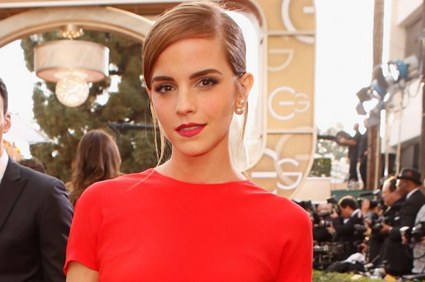 Emma at the Globes, Part 1