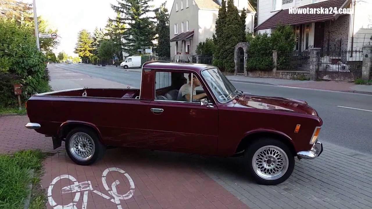 Super Fiat 125p pick up '87 Grzegorza z Gdańska / Sopot Trójmiasto 18.07 GI05