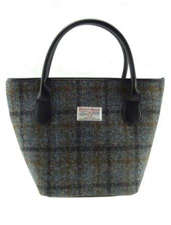 Harris Tweed Tote Bag Bags The Edinburgh Woollen Mill