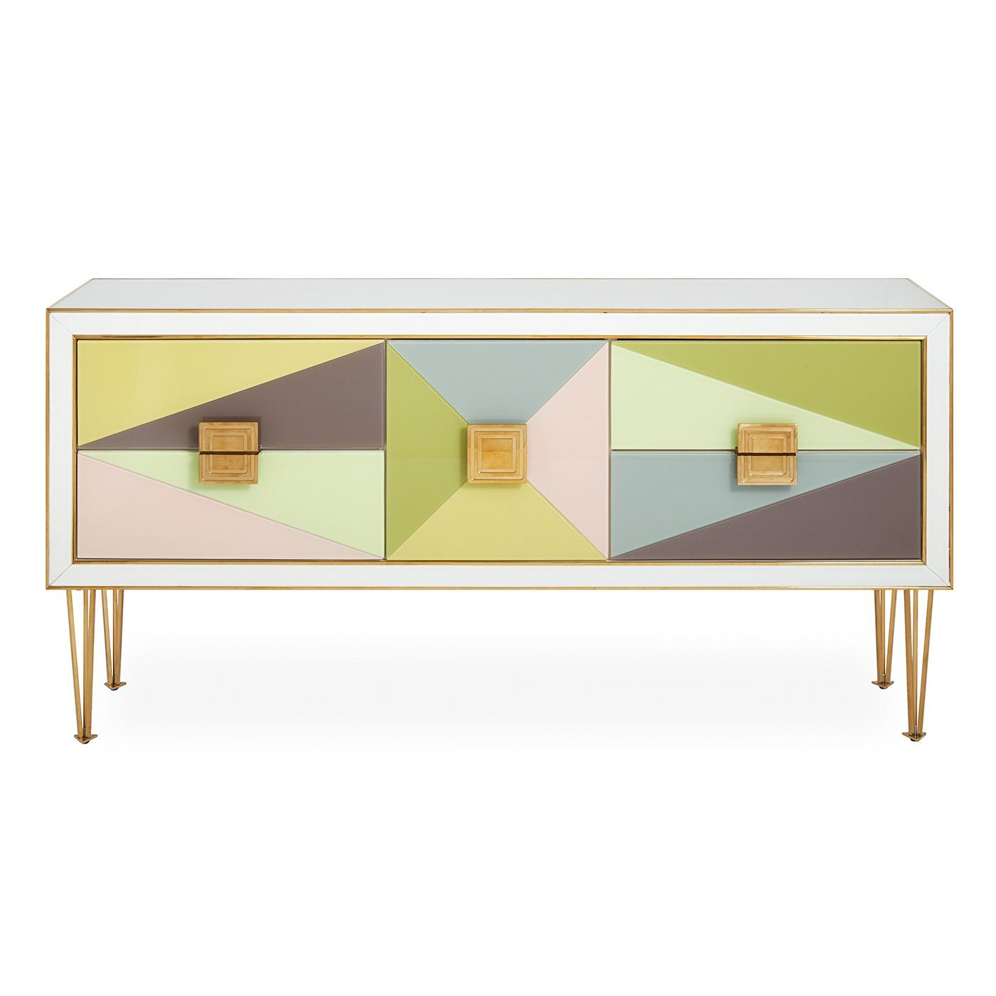 Harlequin Console By Jonathan Adler