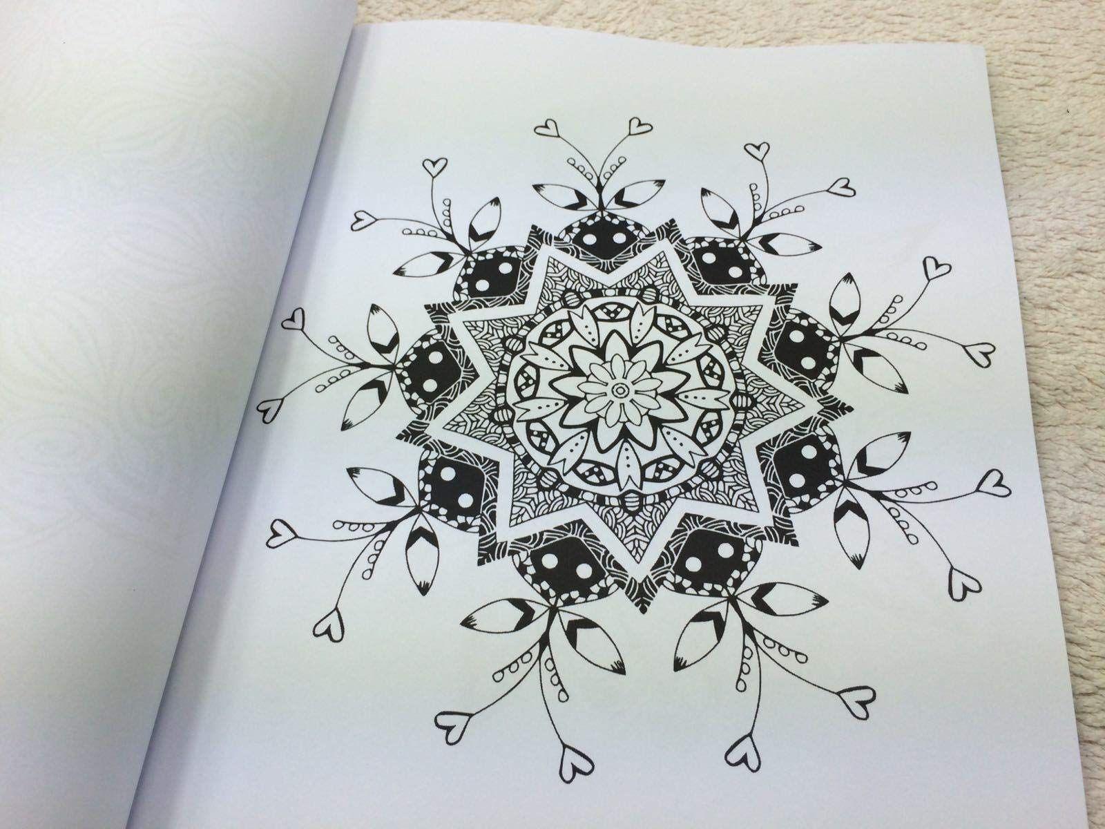 Mandala Malbuch für Erwachsene: Mandalas zum Entspannen Stressabbau ...