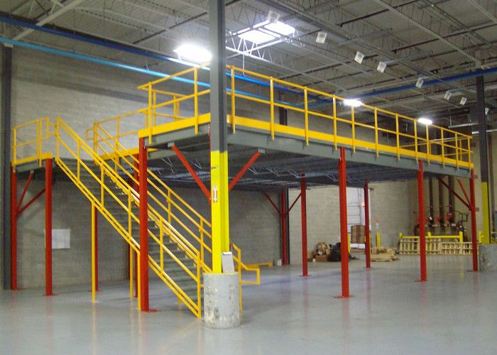 5 Handy Uses for Warehouse Mezzanines   Check These Out