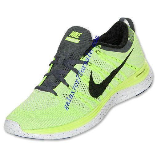 3bfc856c05fb ... australia buy nike flyknit lunar 1 review shoes mens volt black white  pure platinum dark grey
