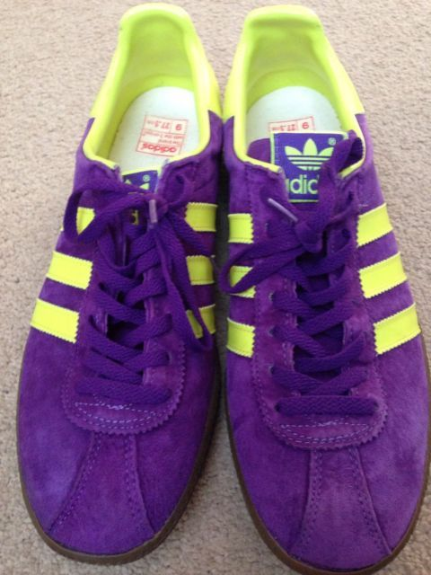 buy popular c20bf e79e2 VINTAGE ADIDAS ATHEN - AS RARE AS ROCKING HORSE POO AND JUST AS DESIRABLE -  THESE