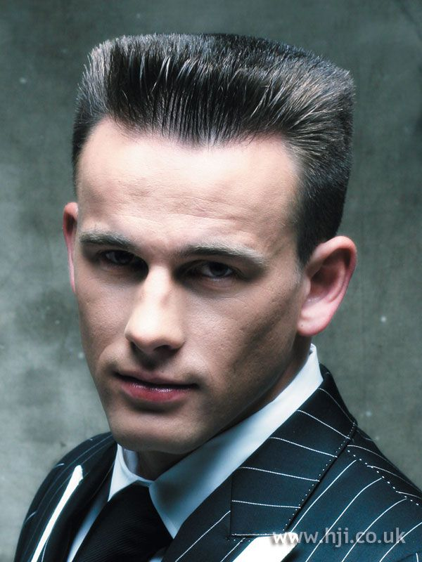 Wondrous 1950S Hairstyles For Men The Crewcut Related Pictures 1950S Short Hairstyles Gunalazisus