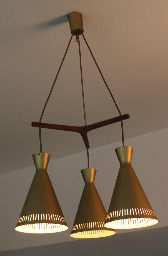 Danish Modern Chandelier Ceiling Light