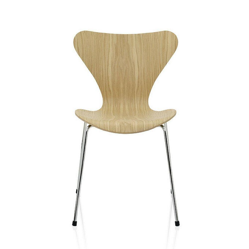 Series 7 Chair Natural Wood | Arne Jacobsen