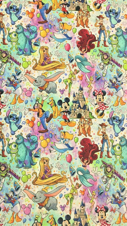 Disney Hintergrund - #Disney #DisneyWallpapersPhoneBackgrounds #Hintergrund