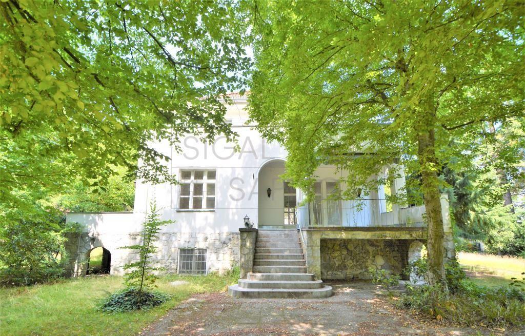 Reprasentative Altbauvilla In Toplage Von Dahlem Villa