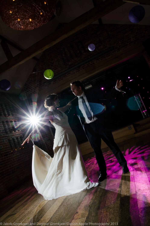 First Dance | Danish Apple Photography'